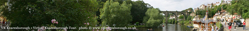 Knaresborough panorama.